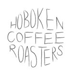 Hoboken Coffee Roasters Logo Charcoal Gray Rgb150X155